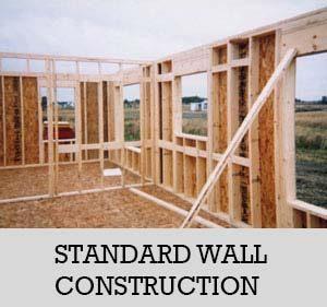 10 - standard wall construction