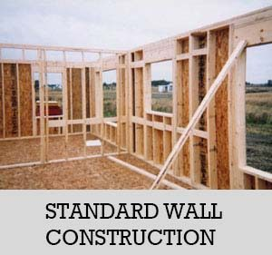 10 - standard wall construction
