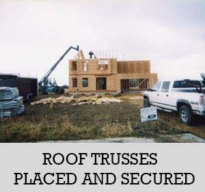 13 - roof trusses