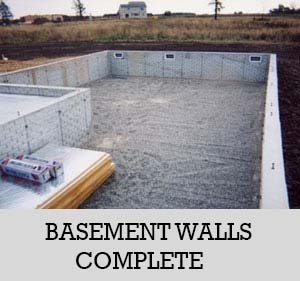 6 - basement walls complete